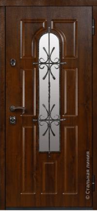 Входная дверь Мадрид