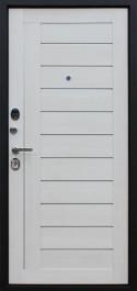Стальная дверь «Дуэт»