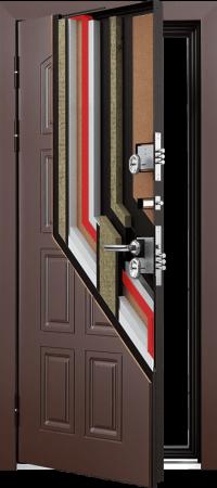Двери серии SNEGIR 60