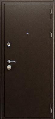 Стальная дверь «Гpация»