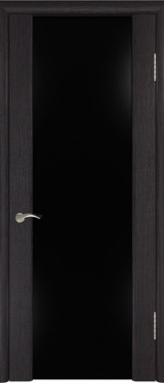 ЛУ-40 (Венге)стекло черное